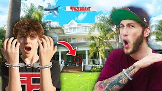 I Broke into the FaZe House... (Kicked Out)