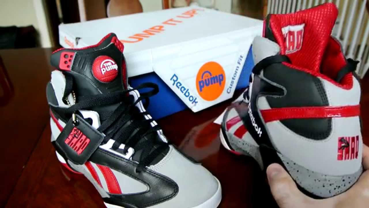 95b23ba058e ... Reebok Shaq Attaq Brick City - YouTube ...