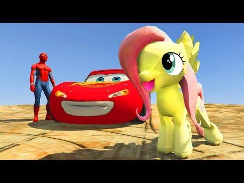 My Little Pony Arkadaşlık Sihirlidir Türkçe Çizgi Film - Fluttershy'in Başı Belada Yeni Bölüm