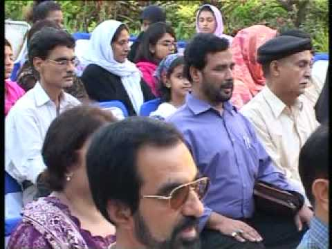 Lecture of Prof  Dr  Moiz Hussain About World Within At Liaquat National Hospital Part 3