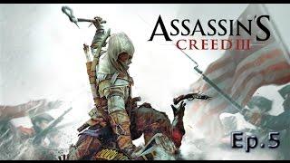 Čuník hraje Assassins Creed III Ep.5 Hra na schovku