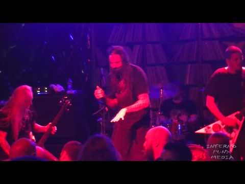 SUFFOCATION Live at The Backstage Bar And Billiards in Las Vegas, NV 10/20/14