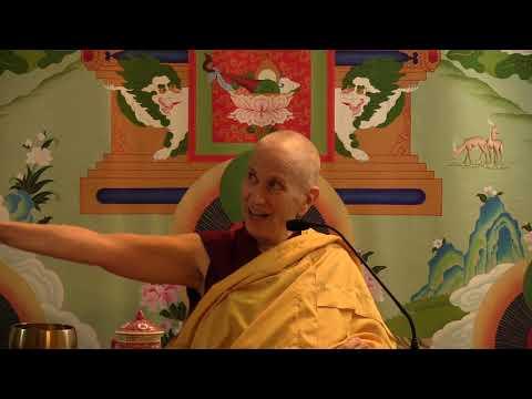 74 The Course in Buddhist Reasoning & Debate: Manjushri 02-21-19