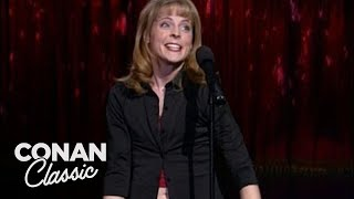"Maria Bamford Stand-Up On ""Late Night With Conan O'Brien"" 05/13/99"