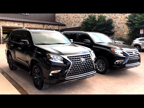 New 2020 Lexus GX460 Vs 2019 GX460