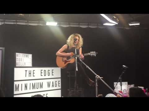 Tori Kelly - Unbreakable Smile (The Edge NZ)