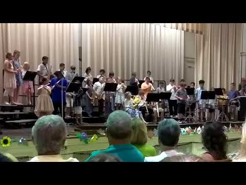 Wharton Elementary School spring concert part 4