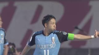 【公式】ハイライト:川崎フロンターレvs浦和レッズ AFCチャンピオンズリーグ 準々決勝 第1戦 2017/8/23 thumbnail