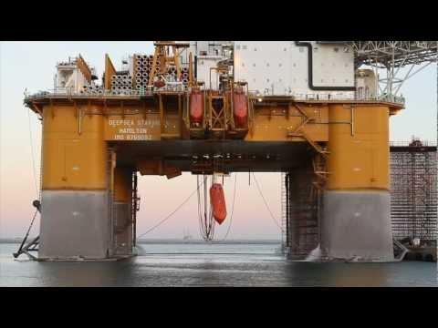 Deepsea Stavanger - Chapter 8 - Lifeboats & Davit Installation