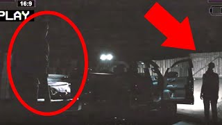 5 Creepy CCTV Mysteries Caught on Tape