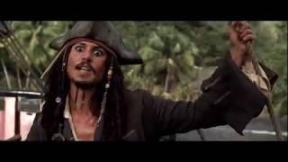 Русский трейлер к фильму Пираты Карибского моря. Часть 1. Проклятие черной жемчужины