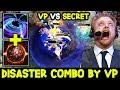 Most Disaster Wombo Combo By Vp RIP Team Secret Dota 2