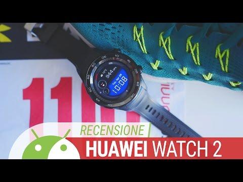 Huawei Watch 2 è lo smartwatch per sportivi (tranquilli) | Recensione ITA da TuttoAndroid