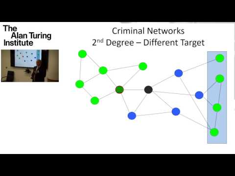 Targeting crimes and criminals through data, Dr Rick Adderley