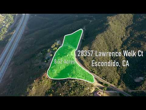 28357 Lawrence Welk Court, Escondido, CA 92026 - Awesome Panoramic View Home Build Opportunity!