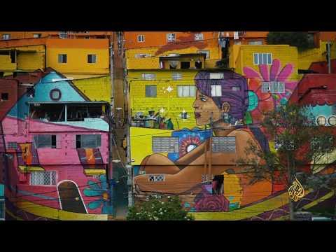 هذا الصباح - كيف قاوم سكان حي بكولومبيا فقرهم بطلاء منازلهم؟  - نشر قبل 2 ساعة