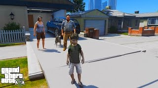 gta 5 real life child mod 1 meet the family