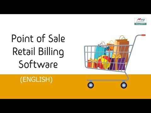 POS Software | POS Retail Billing System Software India | Free Download [English]
