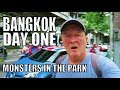 Bangkok Thailand August 2017 low season. Rainy season. #Bangkok