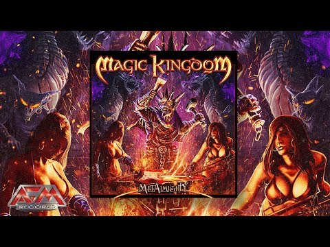 MAGIC KINGDOM - Wizards And Witches (2019) // Official Audio Video // AFM Records