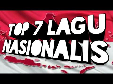 TOP 7 Lagu Nasionalisme Olahraga INDONESIA - WALI PeeweeGaskin SID KOTAK COKELAT NETRAL SEVENSIX