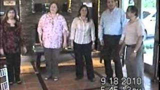Ensamble Aponwao - Ensayo Abierto Cayei - Maria Pancha
