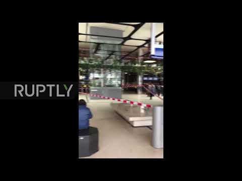 Netherlands: Suspect Shot By Police As Two Injured In Stabbing At Amsterdam's Central Station