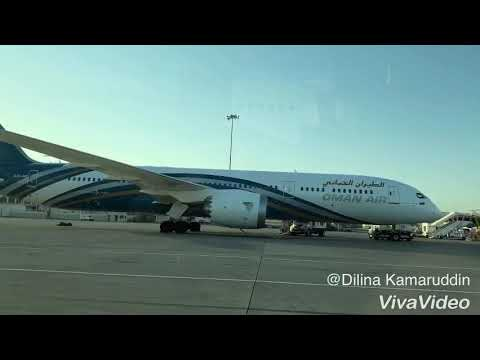 Muscat International Airport, Muscat, Oman
