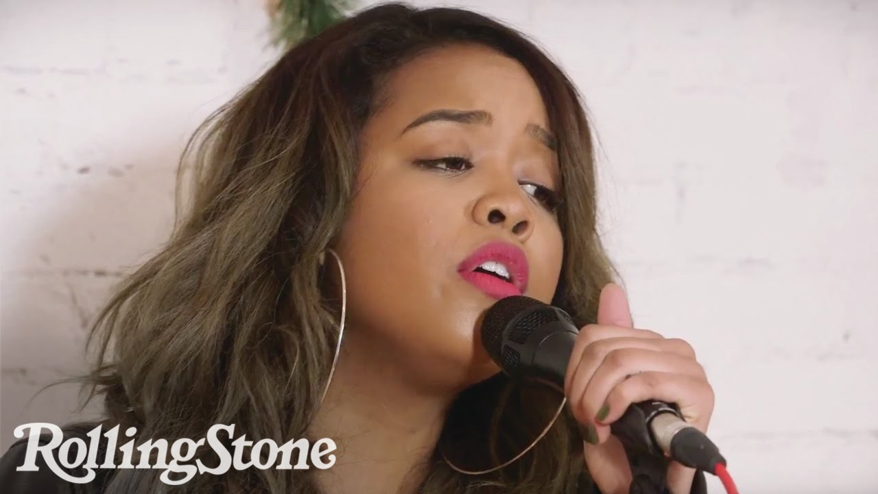RS Holiday Playlist: Gabi Wilson Performs \'Have Yourself a Merry ...