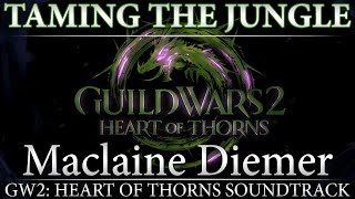 GW2: Heart of Thorns Soundtrack - Untitled Tangled Depths BGM 4