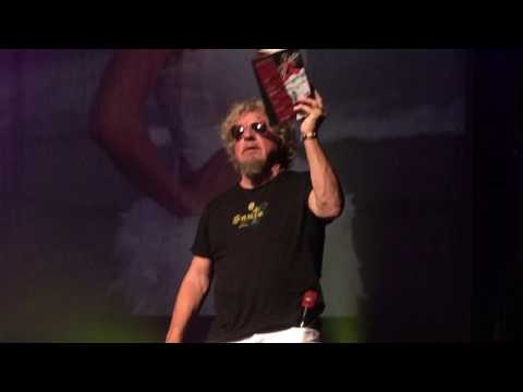 Sammy Hagar and The CIrcle Niagara Falls 62217