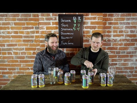 Beer Me Episode 110 - Phillips Electric Unicorn White IPA Review
