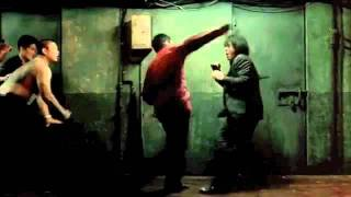 Oldboy Fight Scene syncs surprisingly well to Mortal Kombat