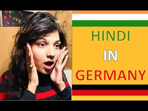 Life in Germany for Indians, Hindi in Germany, student life, Indians in Germany (2018)
