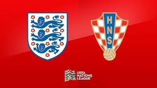 ENGLAND VS CROATIA UEFA NATIONS LEAGUE Live SPORTS IPTV 18/11/2018