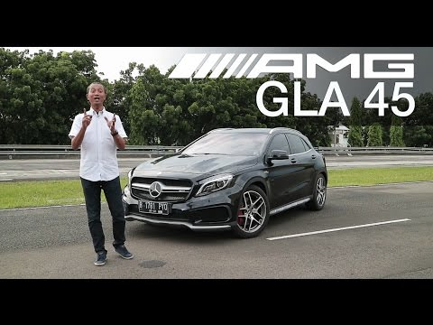 Mercedes-AMG GLA 45 2016 Review Indonesia | OtoDriver