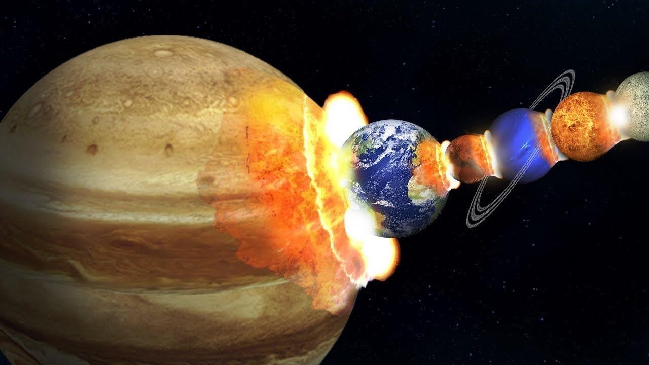 ماذا لو اختفت الجاذبية لمدة 5 ثواني فقط !!