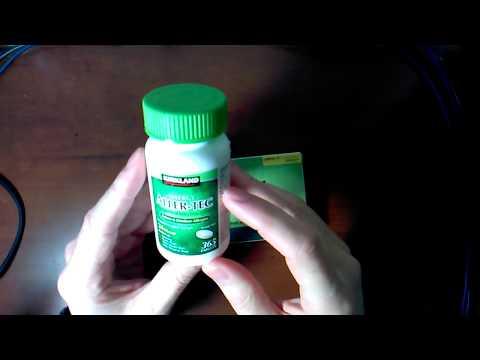Zyrtec cheaper alternatives allergy pill cetirizine