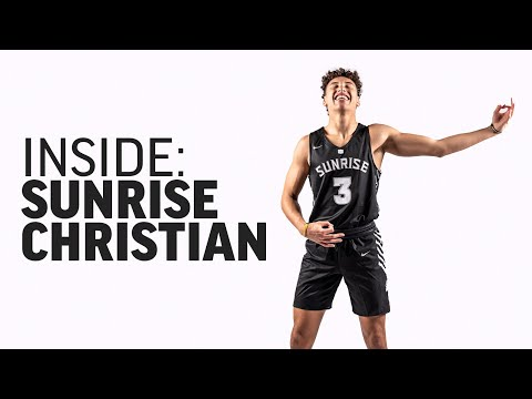 INSIDE: Sunrise Christian Academy with Kendall Brown, Ty Berry, Dillon Jones, & Zach Clemence