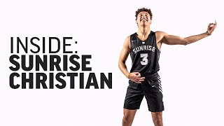 INSIDE: Sunrise Christian Acaḋemy with Kendall Brown, Ty Berry, Dillon Jones, & Zach Clemence
