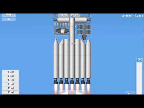 Spaceflight Simulator | Making a space station