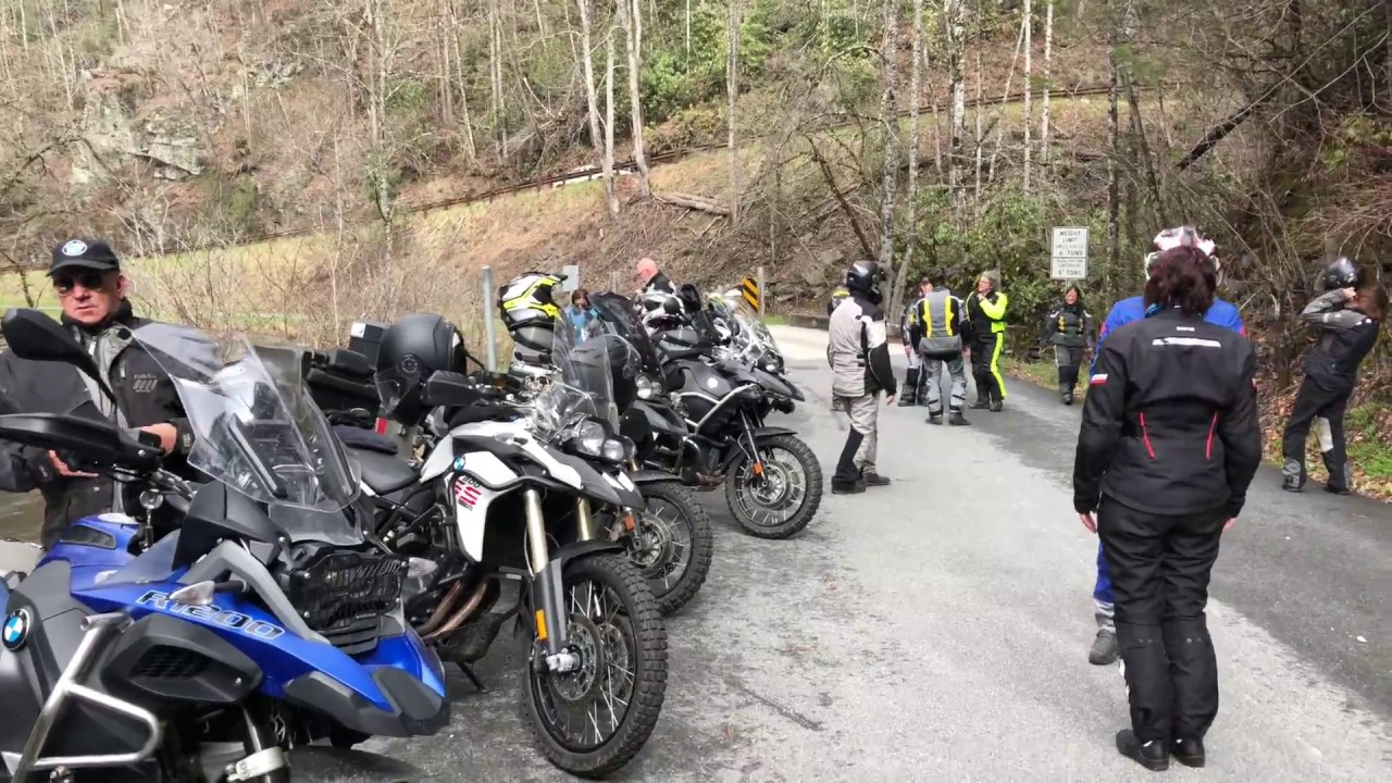 Day 7 Final Day Of Riding Bmw Club Of Quebec North Carolina Event Youtube