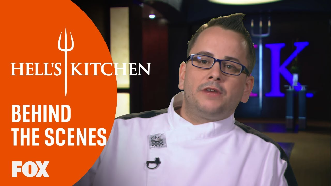 contestant: michael | season 14 | hell's kitchen - youtube