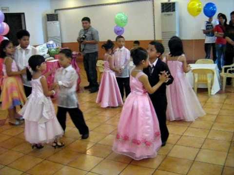 Kaye 7th Birthday Cotillion de Honor