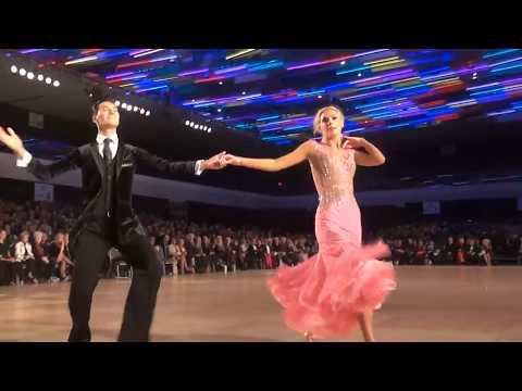 Ohio Star Ball Pro Showdance 2017 - Voskalchuk Alexander & Veronika