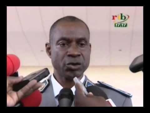 Declaration de Gilbert Diendere president du CND