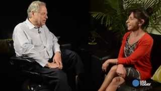 Why parents are banned from Itzhak Perlman's school