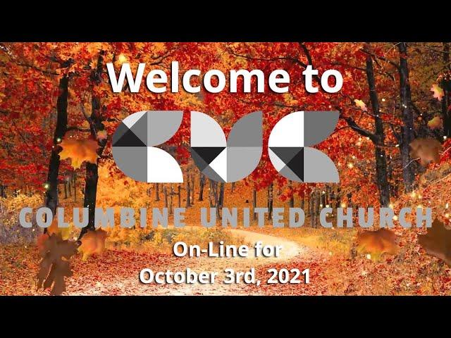 October 3, 2021: Universal Salvation