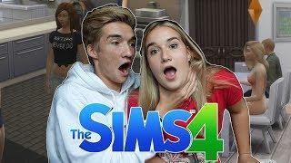 MIJN EIGEN ZUS VERMOORDEN - The Sims 4 #175