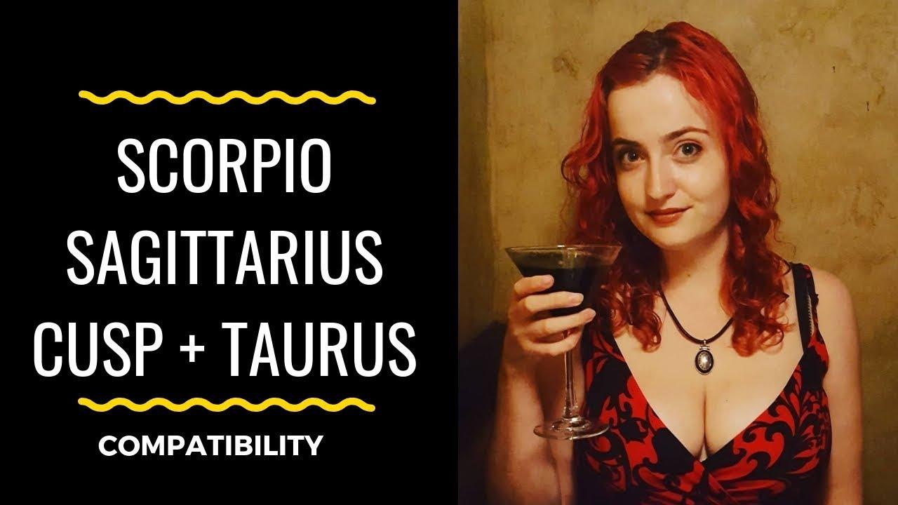 scorpio sagittarius cusp compatibility